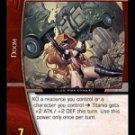 Titania, Temper Tantrum (C) MHG-152 Heralds of Galactus Marvel VS System TCG