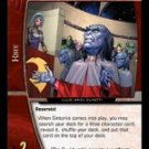 Sintariis, High Kronamaster (R) MHG-066 Marvel Heralds of Galactus VS System TCG