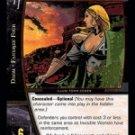 Invisible Woman, Baroness Von Doom (C) MHG-137 Marvel Heralds of Galactus VS System TCG