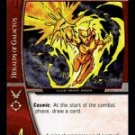 Frankie Raye as Nova, Soul Searcher (C) MHG-008 Marvel Heralds of Galactus VS System TCG