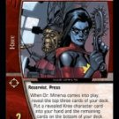 Dr. Minerva, Starforce (C) MHG-051 Marvel Heralds of Galactus VS System TCG