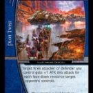 Conquered Planet (C) MHG-071 Marvel Heralds of Galactus VS System TCG