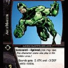 Scarab, Qwardian Conglomerate (C) DGL-089 Green Lantern Corps DC VS System TCG