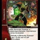 Manhunter Protector, Army (C) DGL-122 Green Lantern Corps DC VS System TCG