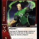 Kreon, Green Lantern of Tebis (C) DGL-017 Green Lantern Corps DC VS System TCG