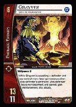 Grayven, Son of Darkseid (C) DGL-046 Green Lantern Corps DC VS System TCG