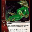 G'Nort, Green Lantern of G'Newt (C) DGL-007 Green Lantern Corps DC VS System TCG