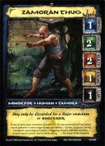Zamoran Thug (VC) Conan Collectible Card Game