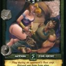 Traitorous Woman (C) Conan Collectible Card Game