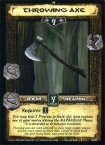 Throwing Axe (C) Conan Collectible Card Game