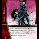 Mikado and Mosha, Angels of Destruction (C) MMK-020 Marvel Knights VS System TCG