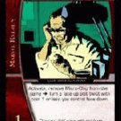 Micro-Chip, Linus Lieberman (C) MMK-019 Marvel Knights VS System TCG