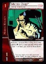 Micro-Chip, Linus Lieberman (C) MMK-019 Marvel Knights VS System TCG