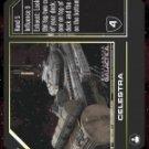 Celestra BSG-003 (U) Battlestar Galactica CCG