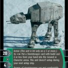 #75 All Terrain Troop Transport (ESB uncommon) Star Wars TCG