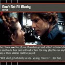 #93 Don't Get All Mushy (ESB uncommon) Star Wars TCG