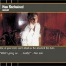 #101 Han Enchained Star Wars TCG (ESB uncommon)
