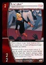 Lacuna, Media Darling (C) MMK-209 Marvel Knights VS System TCG