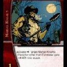 Caretaker, Nomadic Mentor (C) MMK-003 Marvel Knights VS System TCG
