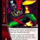 Brother Voodoo, Jericho Drumm (C) MMK-002 Marvel Knights VS System TCG
