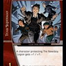 The Newsboy Legion, Army (C) DWF-015 DC World's Finest VS System TCG