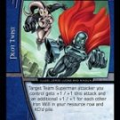Iron Will (C) DWF-037 DC World's Finest VS System TCG