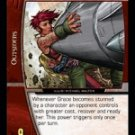 Grace, The Bouncer (U) DWF-087 DC World's Finest VS System TCG