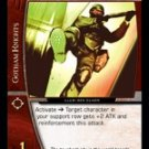 Gotham Central S.W.A.T., Army (C) DWF-046 DC World's Finest VS System TCG