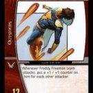 Freddy Freeman as Captain Marvel Jr., CM3 (C) DWF-084 DC World's Finest VS System TCG