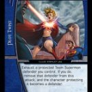 Desperate Sacrifice (U) DWF-029 DC World's Finest VS System TCG