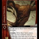 Basil Karlo Ultimate Clayface, Mud Pack DWF-123 (R) DC World's Finest VS System TCG