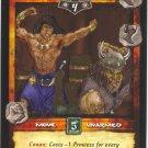Fists of Iron (U) Conan CCG
