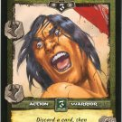 Heathen War Cry (C) Conan CCG