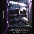 Weapons Locker (F) Aliens Predator CCG Premiere Edition