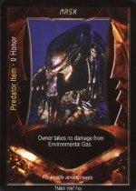 Mask (F) Aliens Predator CCG Premiere Edition