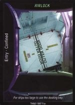 Airlock (F) Aliens Predator CCG Premiere Edition