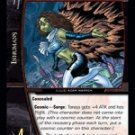 Tonaja, The Responsible One FOIL (C) MHG-113 Marvel Heralds of Galactus VS System TCG