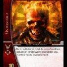 Zarathos, Spirit of Vengeance FOIL (C) MMK-162 Marvel Knights VS System TCG