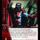 Mr. Fear, Zoltan Drago FOIL (C) MMK-106 Marvel Knights VS System TCG