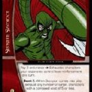 Scorpion, MacDonald Gargan FOIL (C) MSM-085 Web of Spiderman Marvel VS System TCG