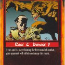 Surprise Attack Combat R Rage CCG Limited Edition