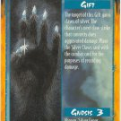 Silver Claws Gift R Rage CCG Limited Edition