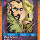 Morihei High-Mountain Character R Rage CCG Limited Edition