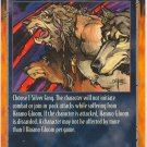 Harano Gloom Event R Rage CCG Limited Edition