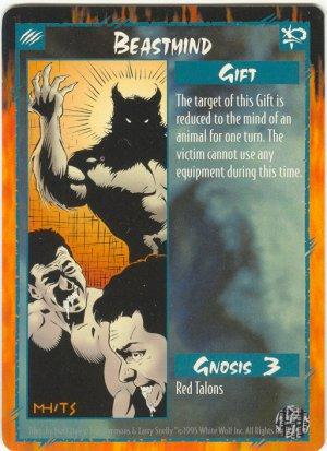 Beastmind Gift U Rage CCG Limited Edition
