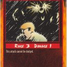 Careful Strike Combat U Rage CCG Limited Edition