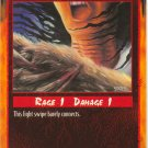 Grazing Wound Combat C Rage CCG Limited Edition