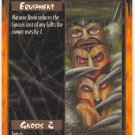 Naturae Boon Equipment U Rage CCG Limited Edition