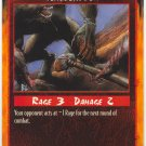 Kneecapper Combat C Rage CCG Limited Edition