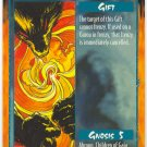 Heart of Fury Gift U Rage CCG Limited Edition
